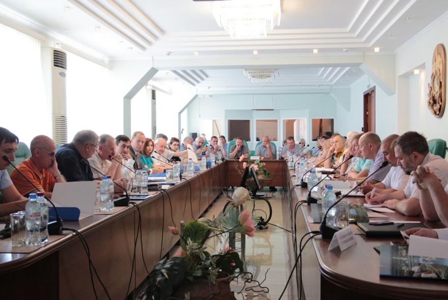 В Астрахани состоялось заседание Волго-Каспийского научно-промыслового совета