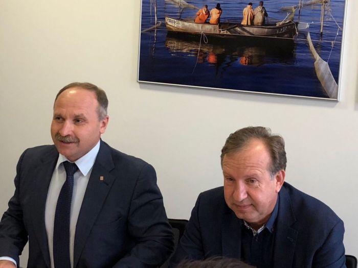 Руководство КГТУ и Группа компаний «За Родину» провели переговоры