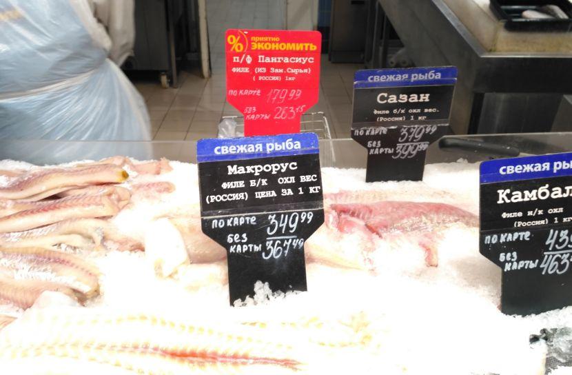Цена: пф пангасиус филе из заморож сырья,макрорус филе бк охл вес Россия, сазан филе, камбала