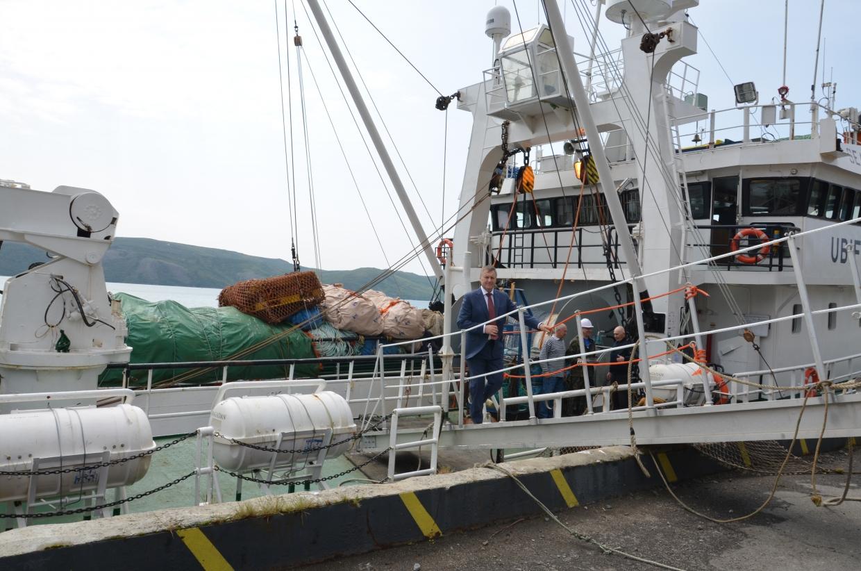 Рыбное хозяйство Магаданской области находится на подъеме – Михаил Котов. Фото: Из архива Михаила Котова