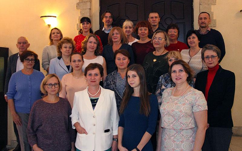С 22 по 26 октября 2018 года в ФГБНУ «ВНИРО» состоялось 48 заседание Межгосударственного технического комитета по стандартизации МТК/ТК300 «Рыбные продукты пищевые, кормовые, технические и упаковка».