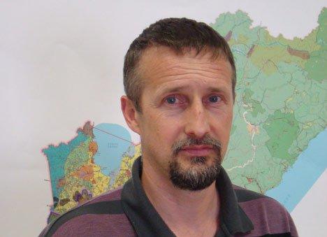 заместитель начальника отдела организации государственного контроля, надзора, охраны водных ресурсов и среды обитания этой организации Ярослав ВОЛЫНЦЕВ