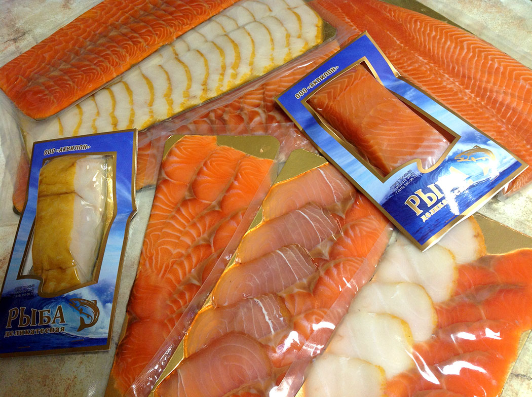 ООО «АКВИЛОН» — российский производитель деликатесной рыбной продукции.