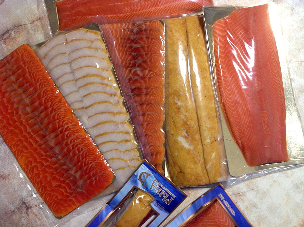 ООО «АКВИЛОН» — российский производитель деликатесной рыбной продукции