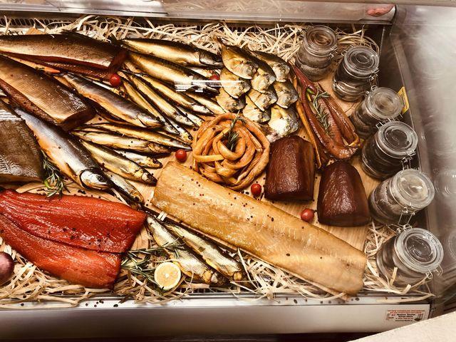Готовая рыбная продукция