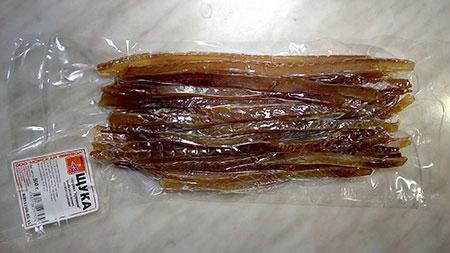 Щука соломка