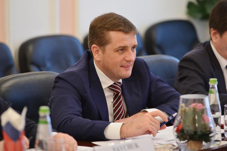 заместитель Министра сельского хозяйства Российской Федерации – руководитель Федерального агентства по рыболовству Илья Шестаков
