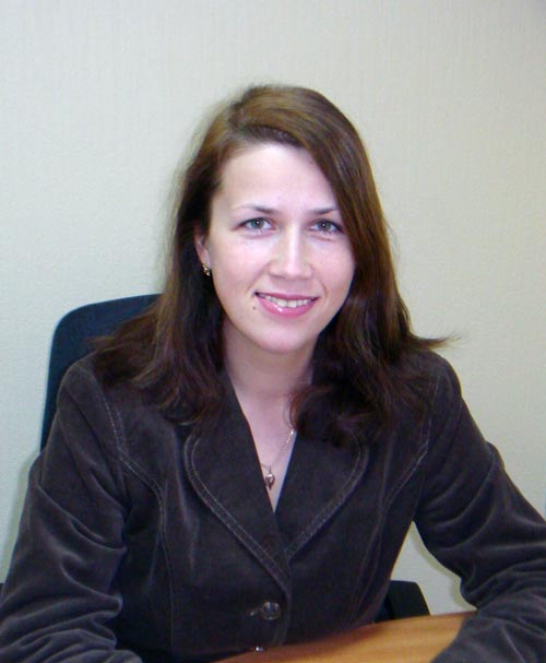Vera Aldokhina, Head of International Operations