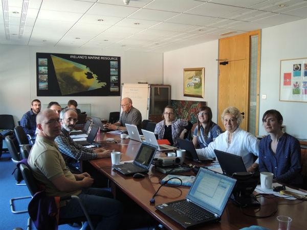 Заседание Рабочей группы по биологии и жизненному циклу краба (WGCRAB)