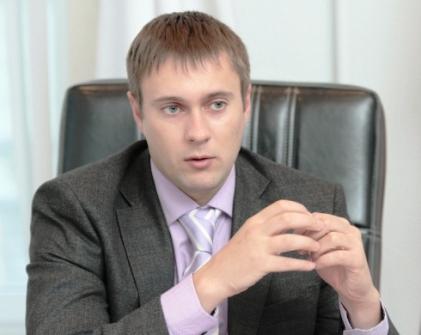 руководитель Северо-Западного территориального управления Росрыболовства Денис Беляев