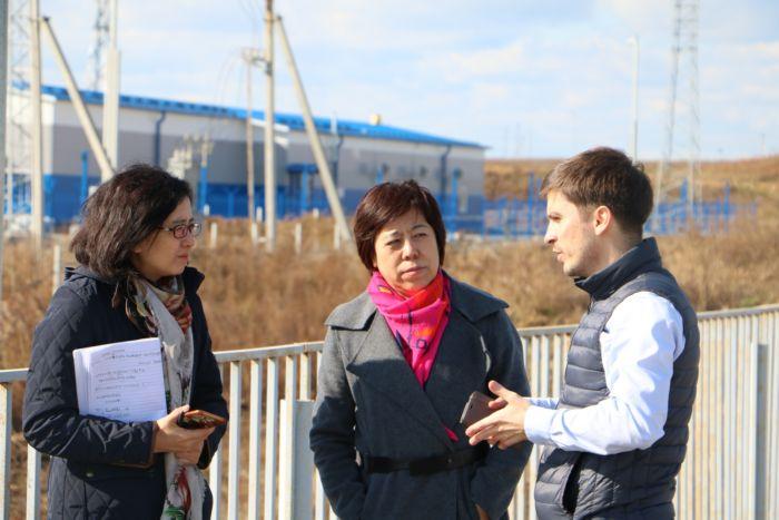 АО «Корпорация развития Дальнего Востока» представила сотрудникам Китайской академии общественных наук информацию о режимах ТОР и СПВ.