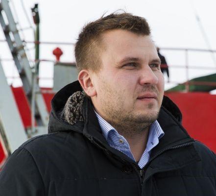 Управляющий АО ММРП Олег Креславский