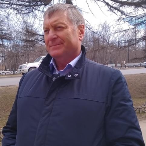 Михаил Котов. Фото: Тихрыбком