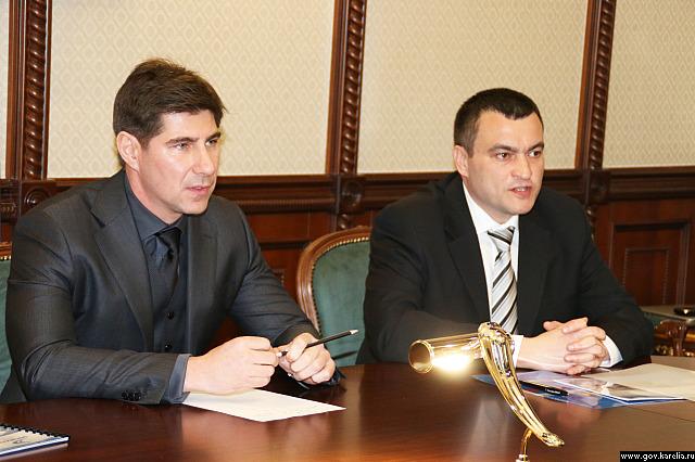 Перспективы сотрудничества обсуждались на состоявшейся 13 марта встрече врио Главы Карелии Артура Парфенчикова и представителей группы компаний Parabola Group