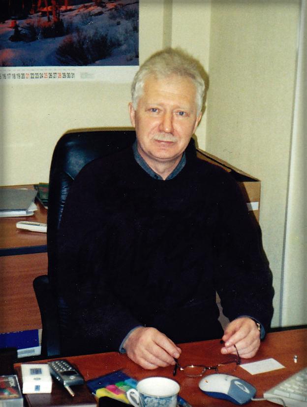 Вячеслав Юрьевич СУХОВ, главный редактор Fishnet.ru