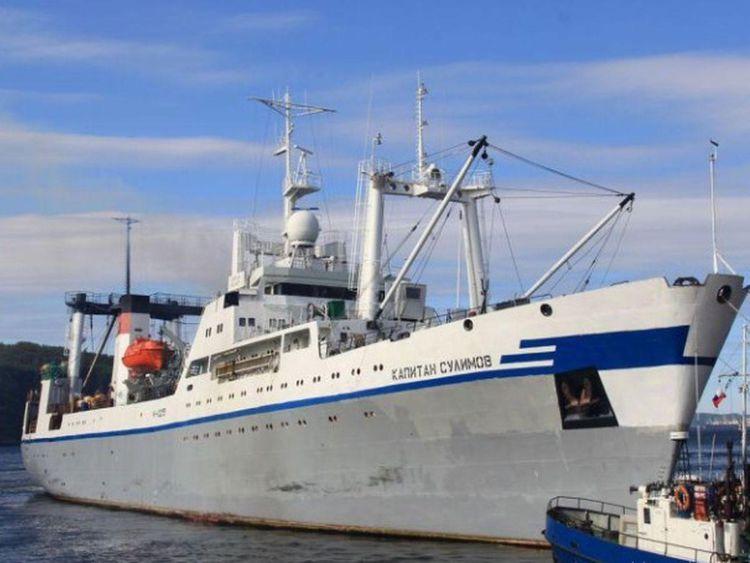 Погибшие рыбаки проверяли возгорание в отсеке на «Капитане Сулимове» без средств защиты