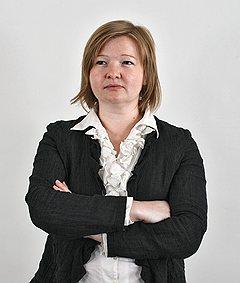 спецкорреспондент отдела потребительского рынка Светлана Ментюкова (Коммерсант)